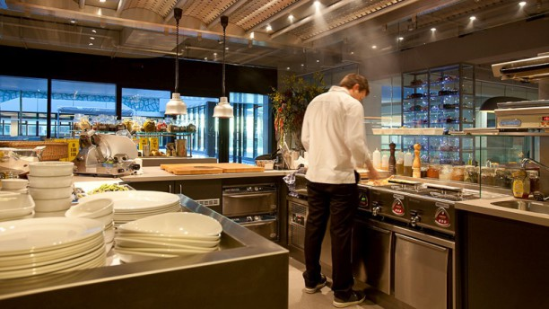 New Babylon Piazza Restaurant