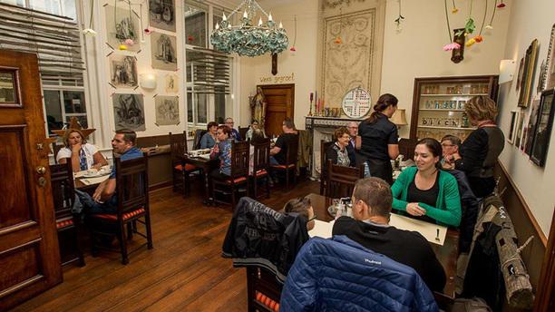 Talentino Mestreech Het restaurant