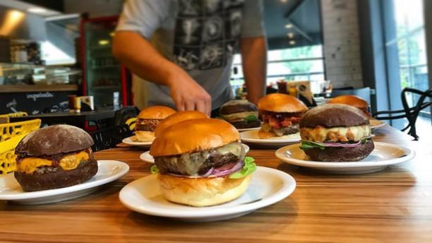 Q-Burger Higienópolis Sugestão do chef