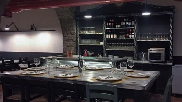 Fabrique Bistrot Sala del ristorante