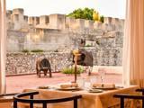 Restaurante das Colunas - Pousada Castelo de Alcácer