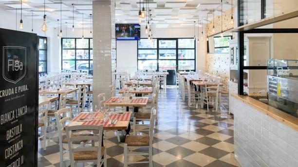 Pizza E Tata Sala del ristorante