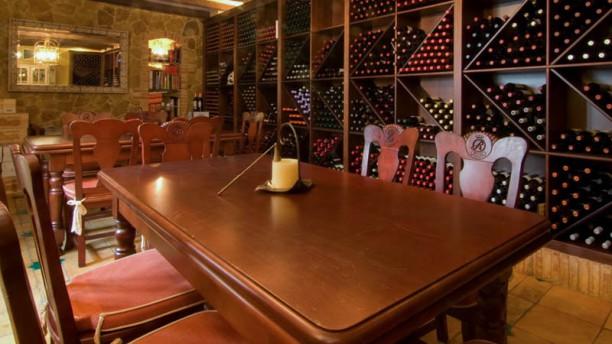 Hotel Restaurante Rioja Vista sala