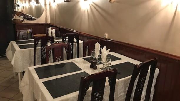Le Colisée Salle du restaurant