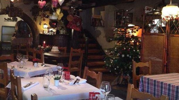 S'Barrer Stuebel Restaurant