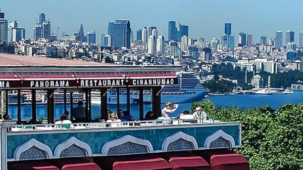Panoramik Cihannüma External view