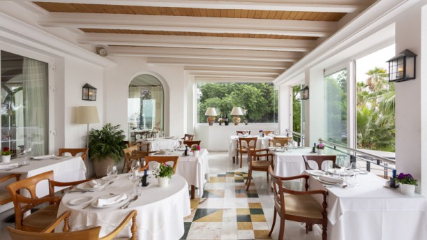 Amador - Hotel Villa Guadalupe Vista de sala
