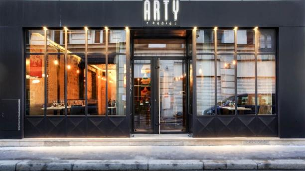Restaurant Facade arty in paris - restaurant reviews, menu and prices - thefork