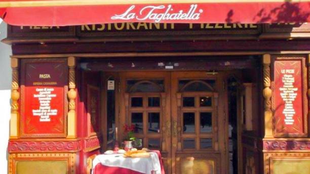 La Tagliatella Emperador Vista fachada