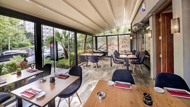 Miyabi Sushi Japanese Grill Bar Terrace