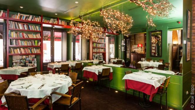Café no Chiado ristorante contemporaneo a Lisbona in Portogallo