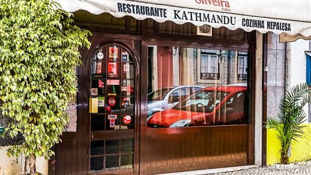 Kathmandu esplanada
