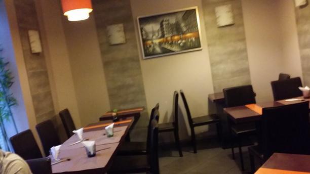 Kamisushi Salle du restaurant