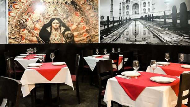 Restaurante gandhi indian restaurant en san sebasti n de for Restaurante italiano san sebastian de los reyes