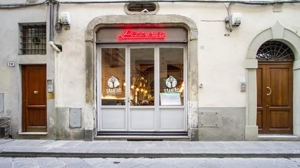 Tamerò Ristorante Pastabar Pizzeria Entrata