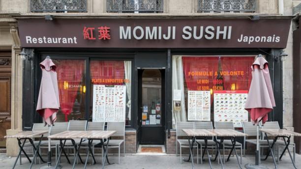 Sushi Momiji Devanture