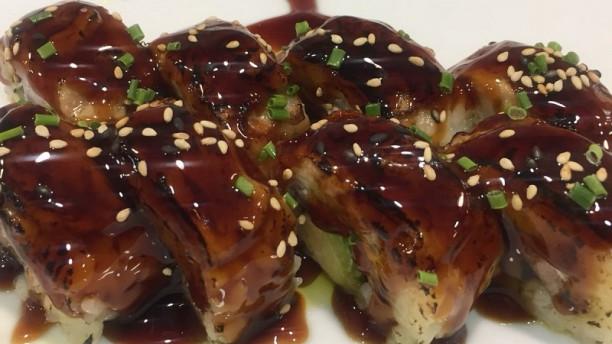 Miss You Sushi Sugerencia de plato