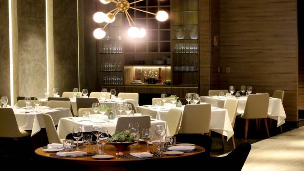 Restaurante Così Brasília Vista da sala