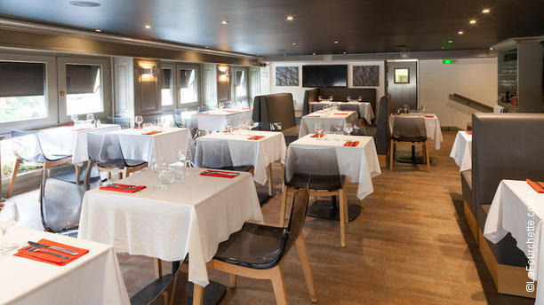 Brasserie Espace Carnot vue de la salle