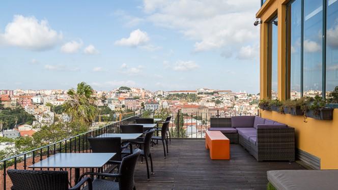 Terraco - La Paparrucha, Lisboa