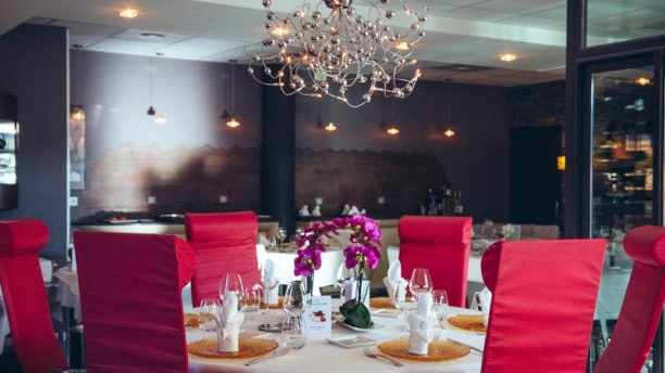 """""""Le 860"""" - Hôtel La Fauceille La table du Chef."""