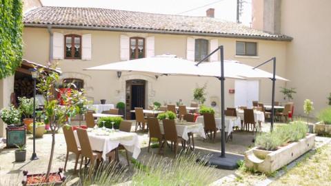 restaurant - Le Chapeau Rouge - Celle-Lévescault