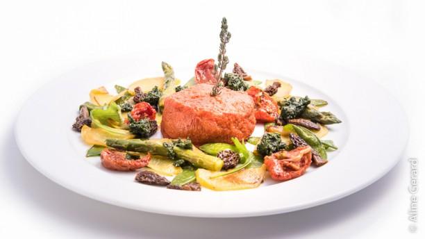 Restaurant la table du port carqueiranne menu avis for La table du 9