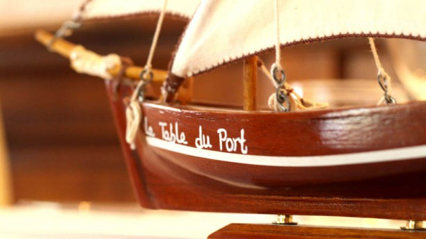 la table du port in carqueiranne restaurant reviews menu and prices thefork. Black Bedroom Furniture Sets. Home Design Ideas