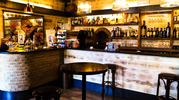 Rian Restaurant Cafè la sala