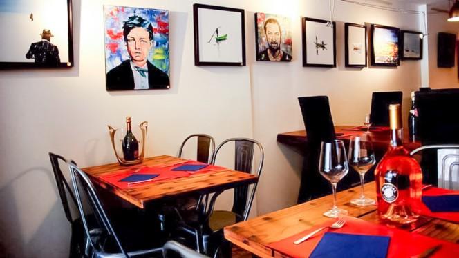 Tables dressées - Treize 600 Vins, Carry-le-Rouet
