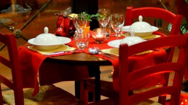 La Traviata Table dressée