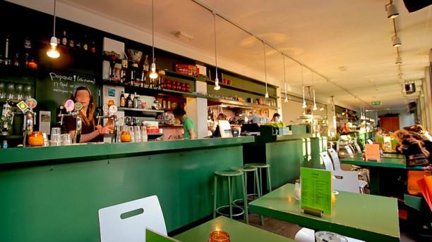 De Cantine Het restaurant