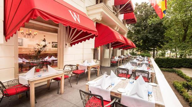 Restaurant W Het terras