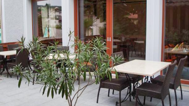 Rössli Leuzigen terrasse