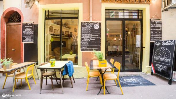 Café Quartier Entrée