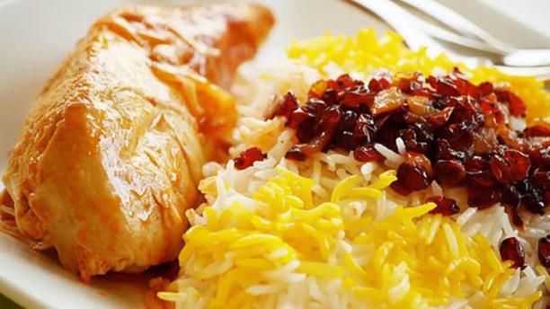 Perzisch Restaurant Parsa Suggestie van de chef
