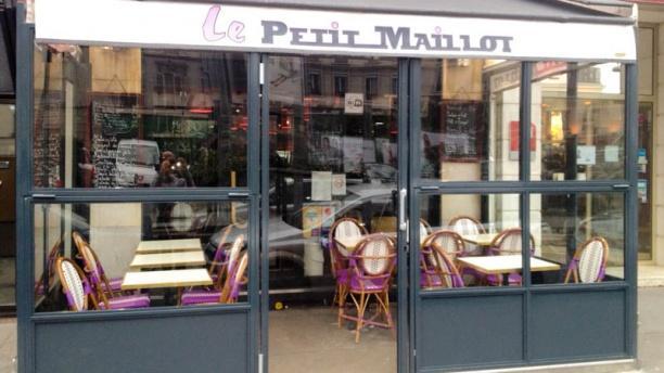 Restaurant le petit maillot paris arc de triomphe - Restaurant le congres paris porte maillot ...