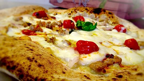 Pizzeria Campania Felix La pizza