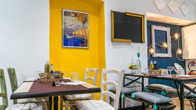 Si Menton Savait - Restaurant - Menton