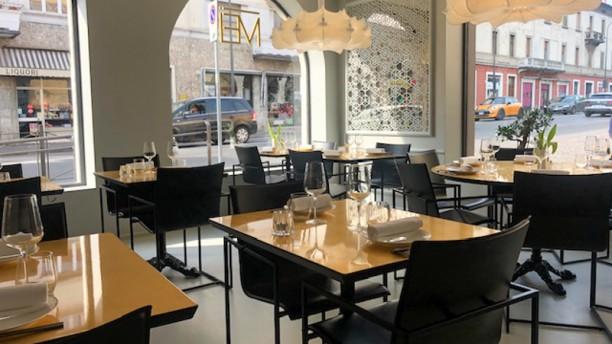 Mei Dim Sum Restaurant Interno