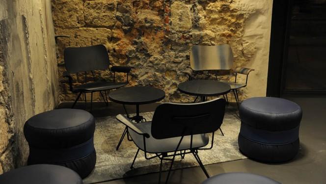 Vue de la salle - La Distillerie, Bordeaux