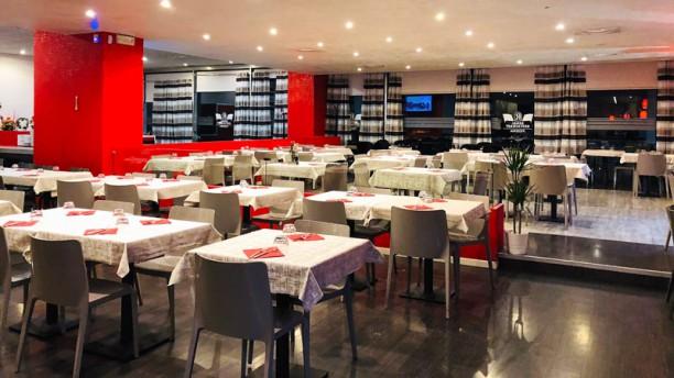 Regal Restaurant Erbusco Sala