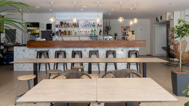 Café Bel-Ami Vue de la salle