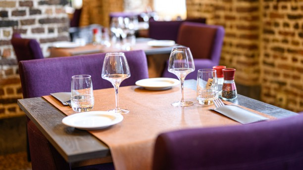 Le Faubourg Saint-Léonard (Hôtel Mercure Liège City Centre) Salle du restaurant