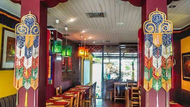 Os Tibetanos ristorante vegetariano a Lisbona in Portogallo