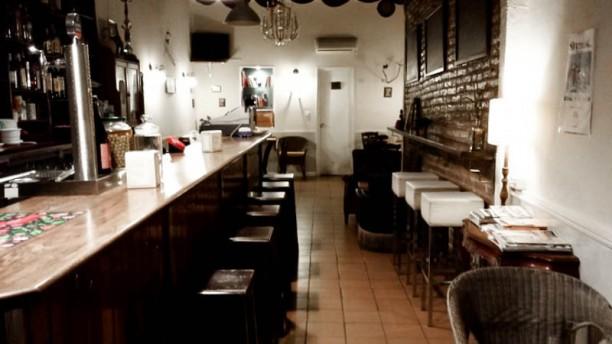 Stromboli Vista sala