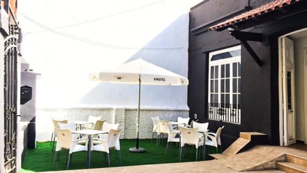 Domenech La terraza