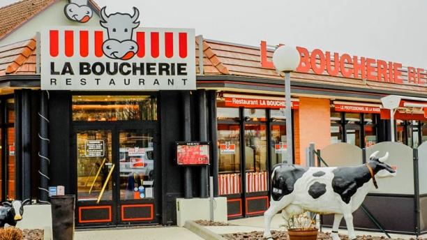 La Boucherie Haguenau Vue extérieure