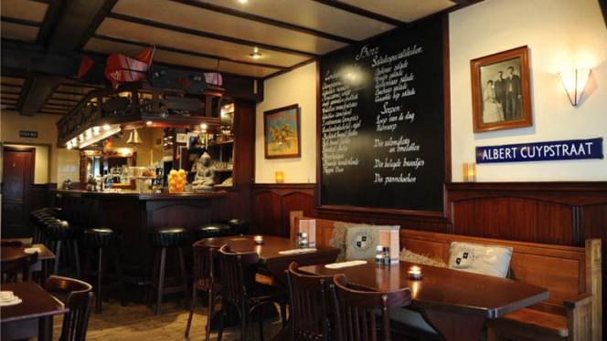Restaurant - Lunchcafé Bozz, Amsterdam
