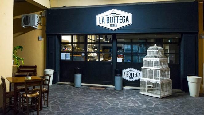 Entrata - La Bottega Roma, Roma